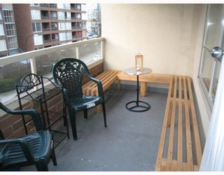 """Photo 5: 408 1330 HORNBY Street in Vancouver: Downtown VW Condo for sale in """"HORNBY COURT"""" (Vancouver West)  : MLS®# V692438"""