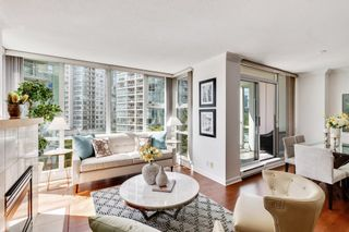 """Photo 6: 805 1077 MARINASIDE Crescent in Vancouver: Yaletown Condo for sale in """"MARINASIDE RESORT RESIDENCES"""" (Vancouver West)  : MLS®# R2582229"""