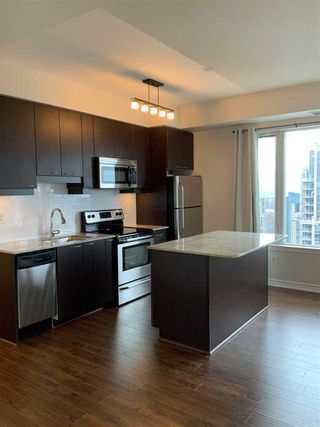 Photo 4: 3508 385 Prince Of Wales Drive in Mississauga: City Centre Condo for lease : MLS®# W4753664