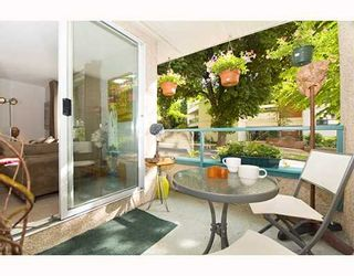 """Photo 6: 209 1345 COMOX Street in Vancouver: West End VW Condo for sale in """"TIFFANY COURT"""" (Vancouver West)  : MLS®# V651630"""