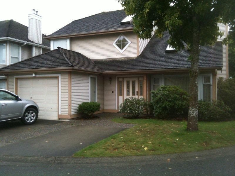 Exterior Front - Easy care vinyl siding, newer roof & wonderful drive up appeal