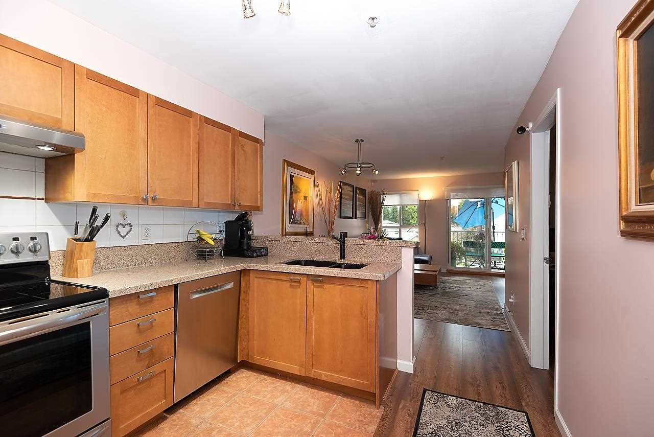 """Main Photo: 216 5355 BOUNDARY Road in Vancouver: Collingwood VE Condo for sale in """"CENTRAL PLACE"""" (Vancouver East)  : MLS®# R2575646"""
