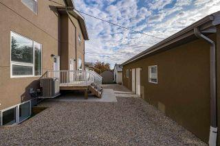 Photo 29: 11429 80 Avenue in Edmonton: Zone 15 House Half Duplex for sale : MLS®# E4202010