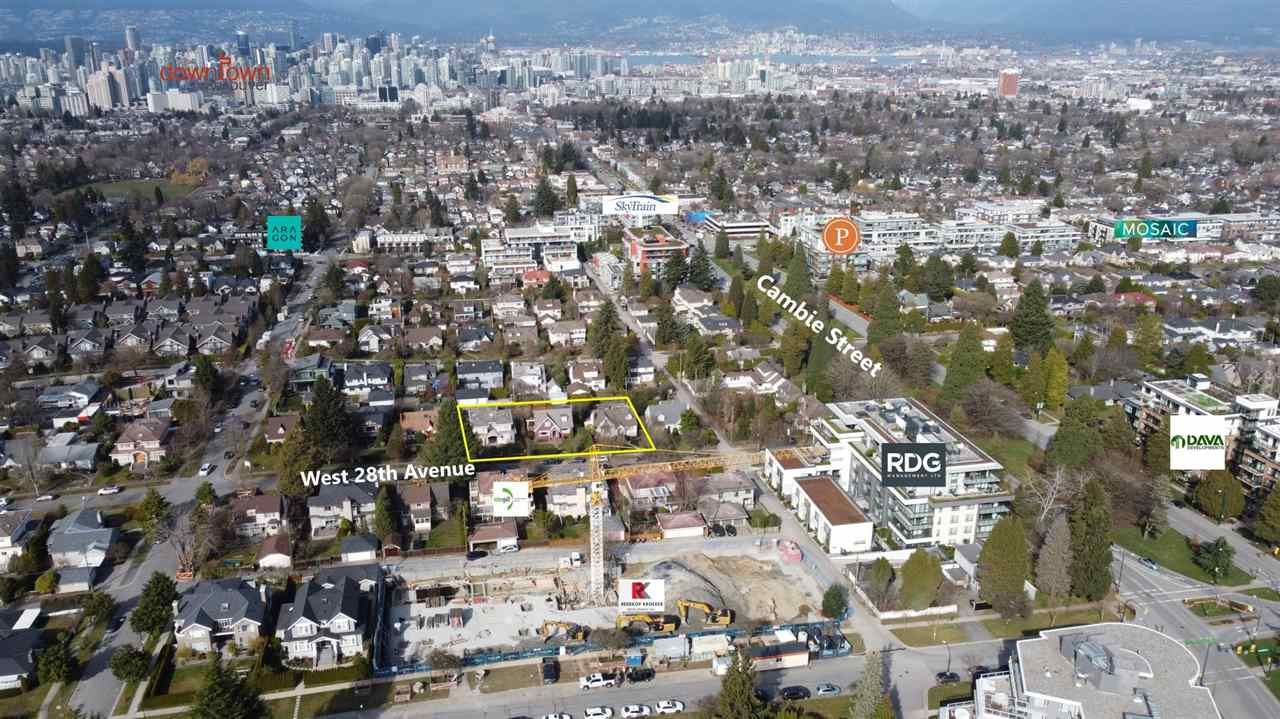 Main Photo: 547 W 28TH Avenue in Vancouver: Cambie Land Commercial for sale (Vancouver West)  : MLS®# C8038579