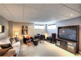 Photo 12: 79 Kentland Road in WINNIPEG: Fort Garry / Whyte Ridge / St Norbert Residential for sale (South Winnipeg)  : MLS®# 1516223