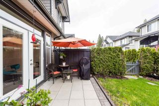 Photo 17: 45 3470 HIGHLAND DRIVE in Coquitlam: Burke Mountain Townhouse for sale : MLS®# R2266247