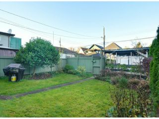"""Photo 20: 561 W 20TH Avenue in Vancouver: Cambie House for sale in """"DOUGLAS PARK"""" (Vancouver West)  : MLS®# V1093678"""