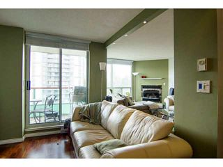 "Photo 9: 1205 1148 HEFFLEY Crescent in Coquitlam: North Coquitlam Condo for sale in ""CENTURA"" : MLS®# V1112915"
