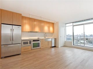 Photo 2: # 817 250 E 6TH AV in Vancouver: Mount Pleasant VE Condo for sale (Vancouver East)