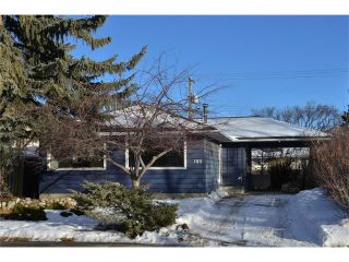 Main Photo: 100 WESTOVER Drive SW in Calgary: Westgate House for sale : MLS®# C4094719