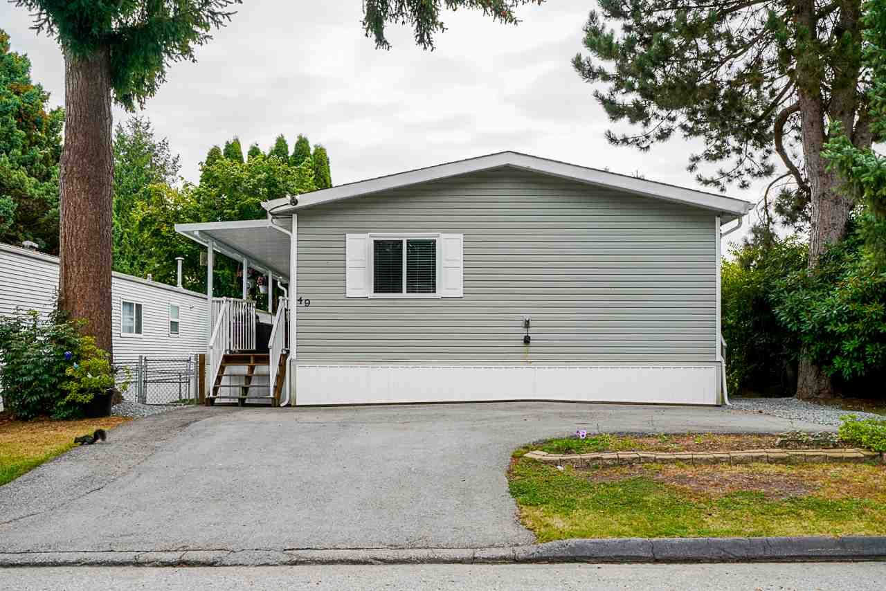 """Photo 22: Photos: 49 7790 KING GEORGE Boulevard in Surrey: East Newton Manufactured Home for sale in """"CRISPEN BAYS"""" : MLS®# R2493696"""