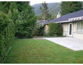 """Photo 3: 4697 RANGER Avenue in North_Vancouver: Canyon Heights NV House for sale in """"CANYON HEIGHTS"""" (North Vancouver)  : MLS®# V658683"""