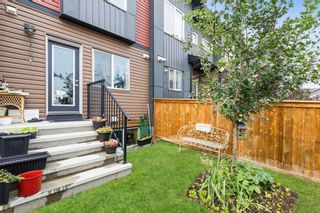 Photo 27: 136 Red Embers Gate NE in Calgary: Redstone Row/Townhouse for sale : MLS®# A1136048