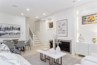 """Photo 4: 1836 W 12TH Avenue in Vancouver: Kitsilano Townhouse for sale in """"THE FOX HOUSE"""" (Vancouver West)  : MLS®# R2532068"""