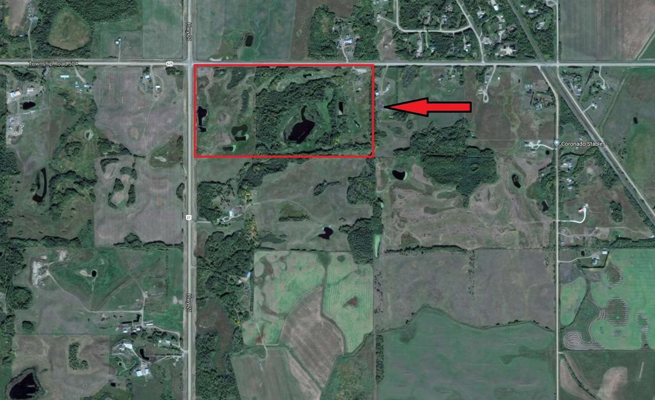 Main Photo: 23043 Twp Rd 504: Rural Leduc County Rural Land/Vacant Lot for sale : MLS®# E4224220