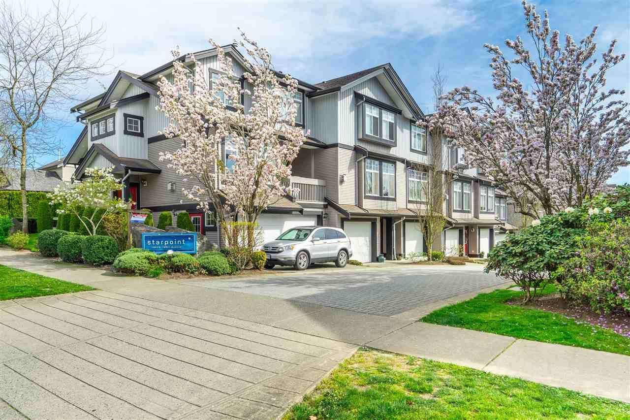 """Main Photo: 55 18828 69 Avenue in Surrey: Clayton Townhouse for sale in """"STARPOINT"""" (Cloverdale)  : MLS®# R2571244"""
