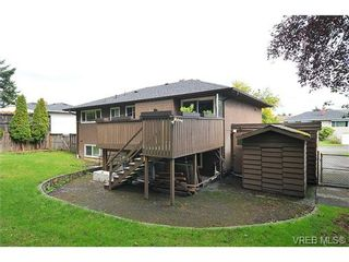 Photo 20: 3994 Century Rd in VICTORIA: SE Maplewood House for sale (Saanich East)  : MLS®# 652735