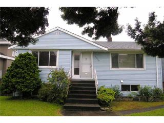Photo 1: 4256 GRANT Street in Burnaby: Willingdon Heights House for sale (Burnaby North)  : MLS®# V834741