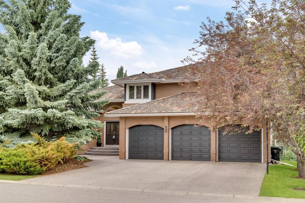 Main Photo: 159 Pumpmeadow Place SW in Calgary: Pump Hill Detached for sale : MLS®# A1100146
