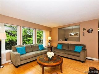 Photo 3: 4116 Cabot Place in VICTORIA: SE Lambrick Park Residential for sale (Saanich East)  : MLS®# 337035