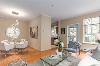 "Photo 6: 311 5605 HAMPTON Place in Vancouver: University VW Condo for sale in ""THE PEMBERLEY"" (Vancouver West)  : MLS®# R2243319"