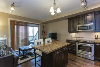 """Photo 7: 316 8328 207A Street in Langley: Willoughby Heights Condo for sale in """"Yorkson Creek Park"""" : MLS®# R2150359"""
