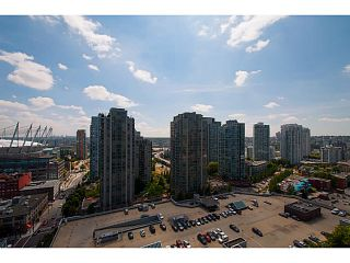 """Photo 12: 2003 909 MAINLAND Street in Vancouver: Yaletown Condo for sale in """"Yaletown Park 2"""" (Vancouver West)  : MLS®# V1079716"""