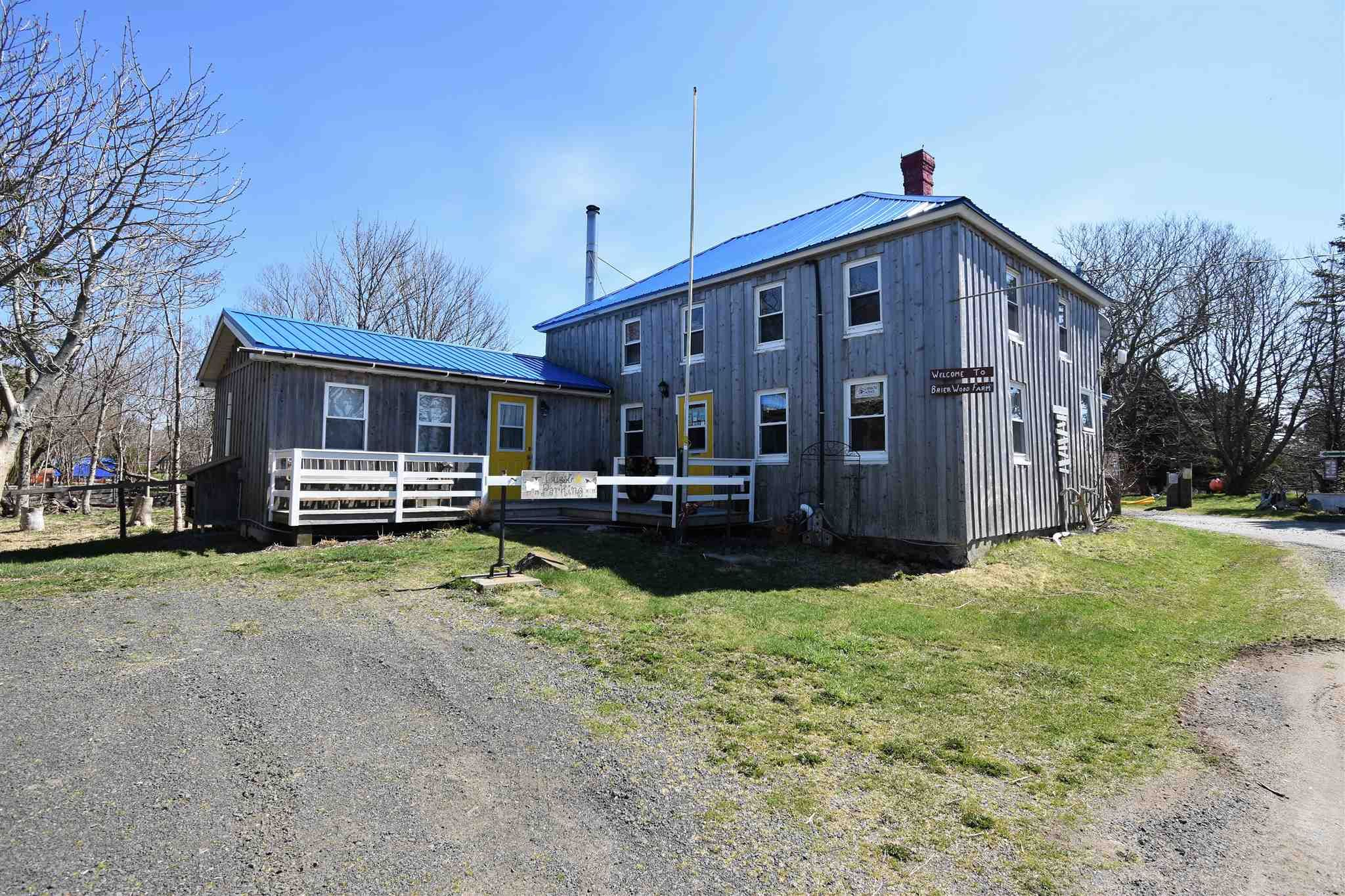 Main Photo: 33 CHURCH Street in Westport: 401-Digby County Residential for sale (Annapolis Valley)  : MLS®# 202109116