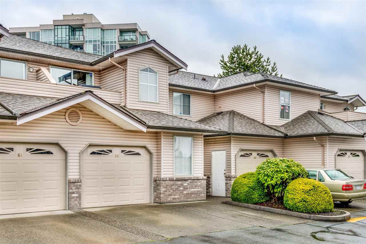 """Main Photo: 59 19060 FORD Road in Pitt Meadows: Central Meadows Townhouse for sale in """"REGENCY COURT"""" : MLS®# R2448709"""