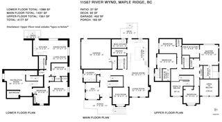 "Photo 20: 11567 RIVER Wynd in Maple Ridge: Southwest Maple Ridge House for sale in ""Haney Urban Area"" : MLS®# R2438731"