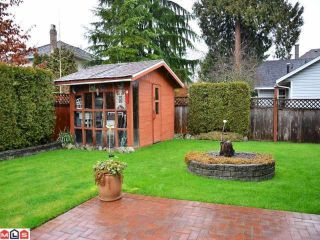 "Photo 10: 9291 158TH Street in Surrey: Fleetwood Tynehead House for sale in ""BEL-AIR ESTATES"" : MLS®# F1204654"