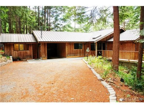 Main Photo: 377 Woodland Dr in SALT SPRING ISLAND: GI Salt Spring House for sale (Gulf Islands)  : MLS®# 734324