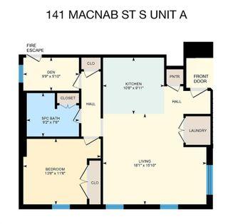 Photo 7: B 139 South MacNab Street in Hamilton: House for rent : MLS®# H4065144