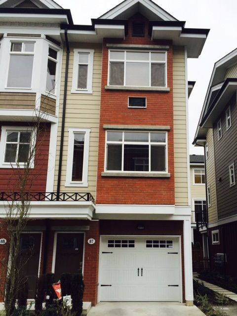Main Photo: 87 8068 207 STREET in : Willoughby Heights Townhouse for sale : MLS®# R2039553