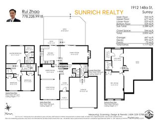 Photo 23: 1912 148A Street in Surrey: Sunnyside Park Surrey House for sale (South Surrey White Rock)  : MLS®# R2600842