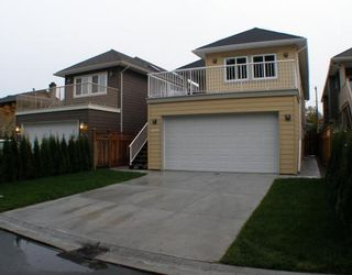 """Photo 2: 6691 BLUNDELL Road in Richmond: Granville House for sale in """"WOODRIDGE MEWS"""" : MLS®# V748358"""