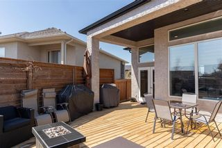 Photo 45: 148 Autumnview Drive in Winnipeg: South Pointe Residential for sale (1R)  : MLS®# 202109065