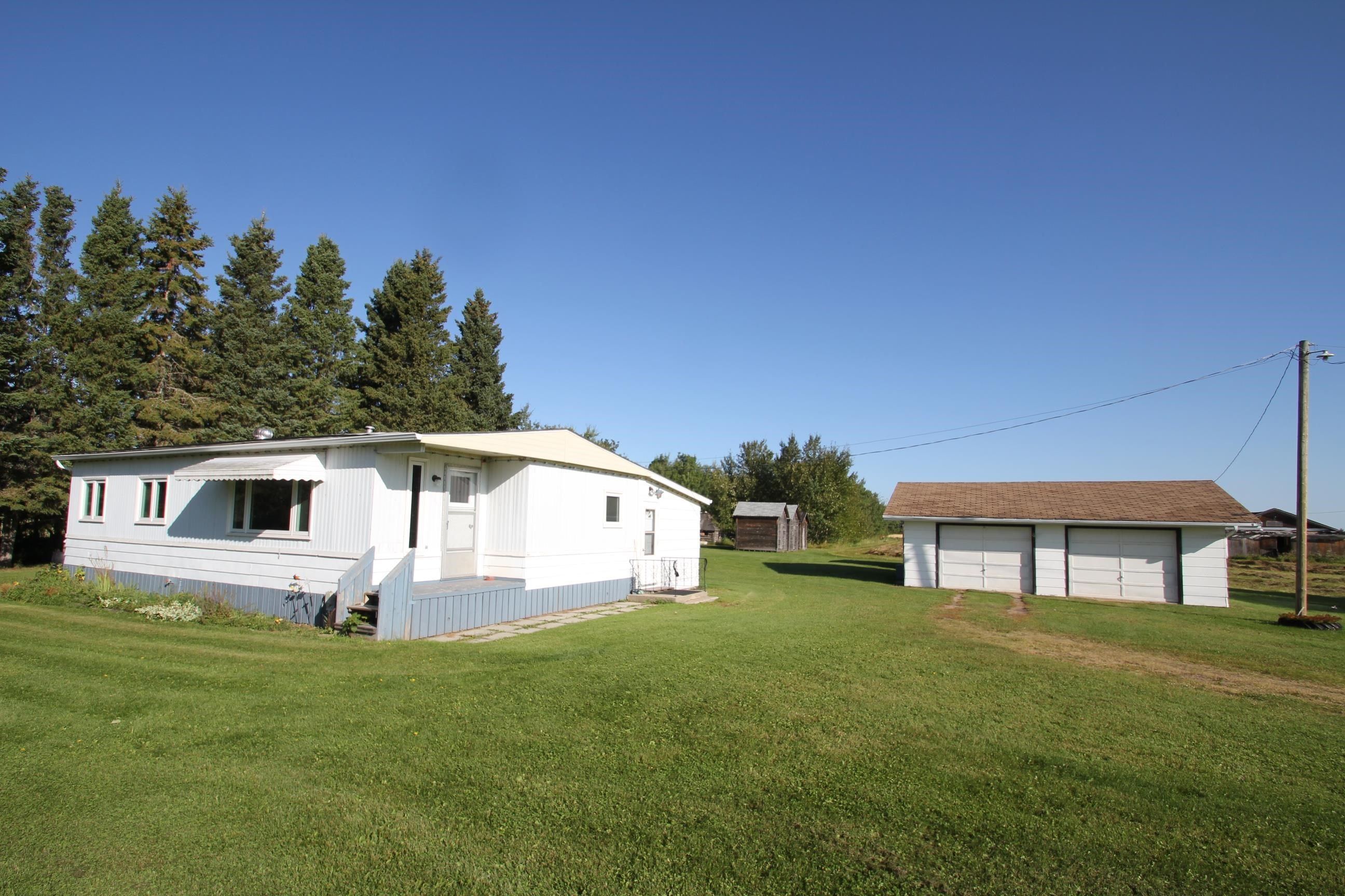 Main Photo: 47316 TWP Rd 590: Rural St. Paul County Manufactured Home for sale : MLS®# E4265296