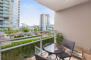 """Photo 14: 607 2978 GLEN Drive in Coquitlam: North Coquitlam Condo for sale in """"GRAND CENTRAL"""" : MLS®# R2302691"""