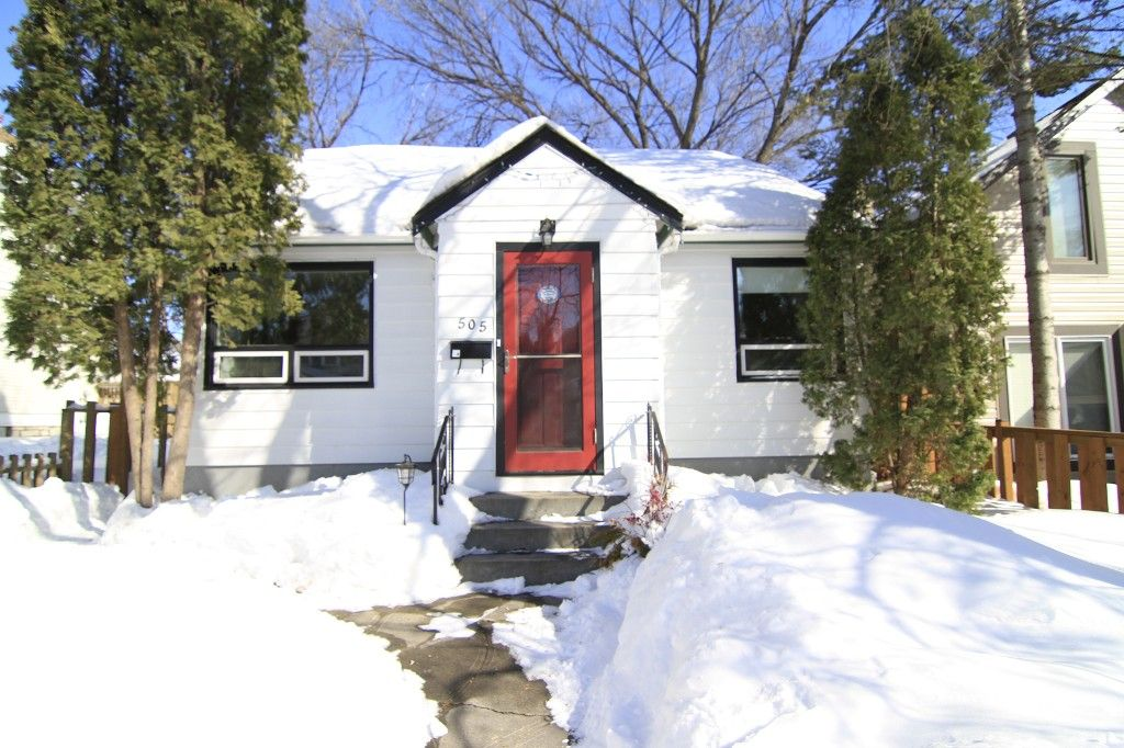 Welcome to 505 Craig St in Wolseley
