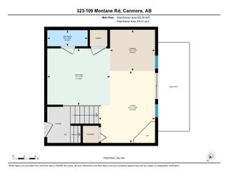 Photo 12: 323 109 Montane Road: Canmore Apartment for sale : MLS®# A1084926