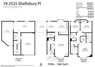 """Photo 37: 18 2525 SHAFTSBURY Place in Port Coquitlam: Woodland Acres PQ Townhouse for sale in """"SHAFTSBURY PLACE"""" : MLS®# R2618959"""