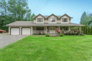 Photo 1: 28675 98 Avenue in Maple Ridge: Whonnock House for sale : MLS®# R2279766