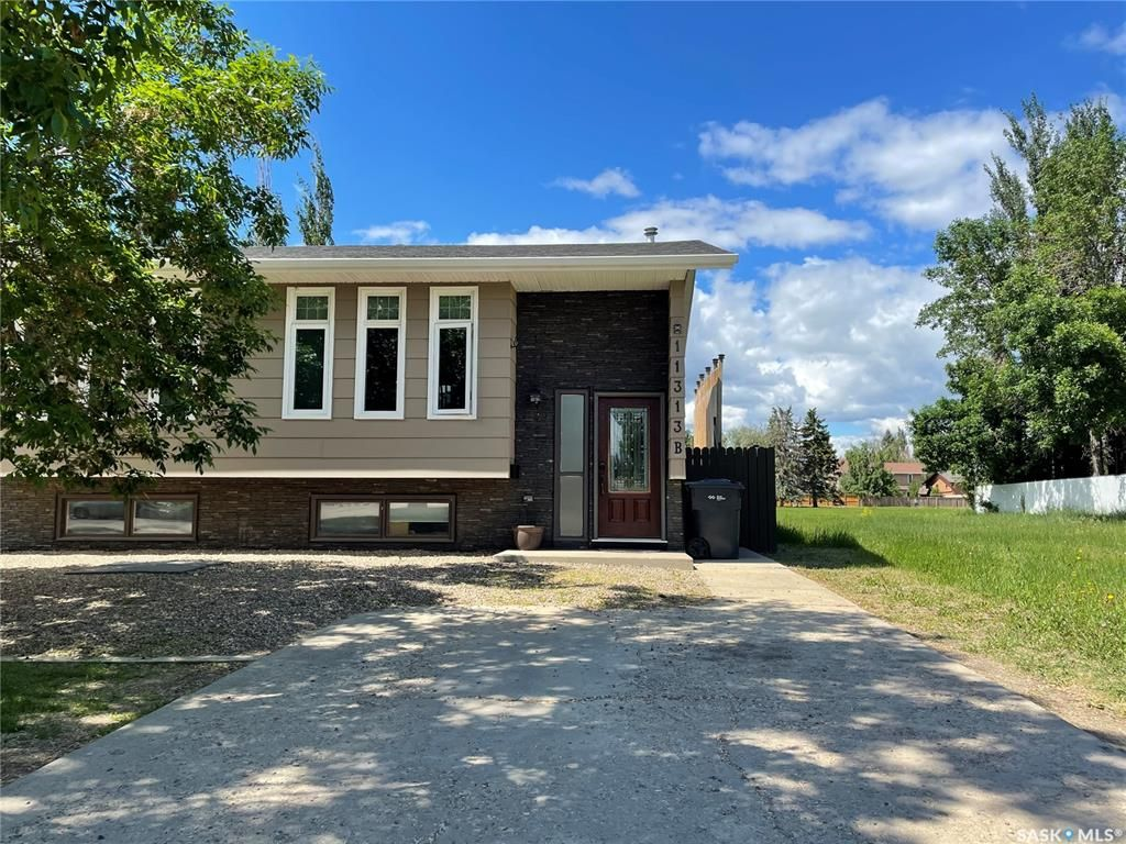 Main Photo: B 11313 Clark Drive in North Battleford: Centennial Park Residential for sale : MLS®# SK860647