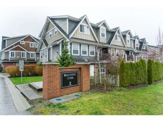 "Photo 1: 51 15988 32 Avenue in Surrey: Grandview Surrey Townhouse for sale in ""Blu"" (South Surrey White Rock)  : MLS®# R2423223"