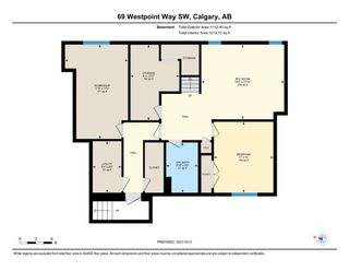 Photo 50: 69 Westpoint Way SW in Calgary: West Springs Detached for sale : MLS®# A1153567