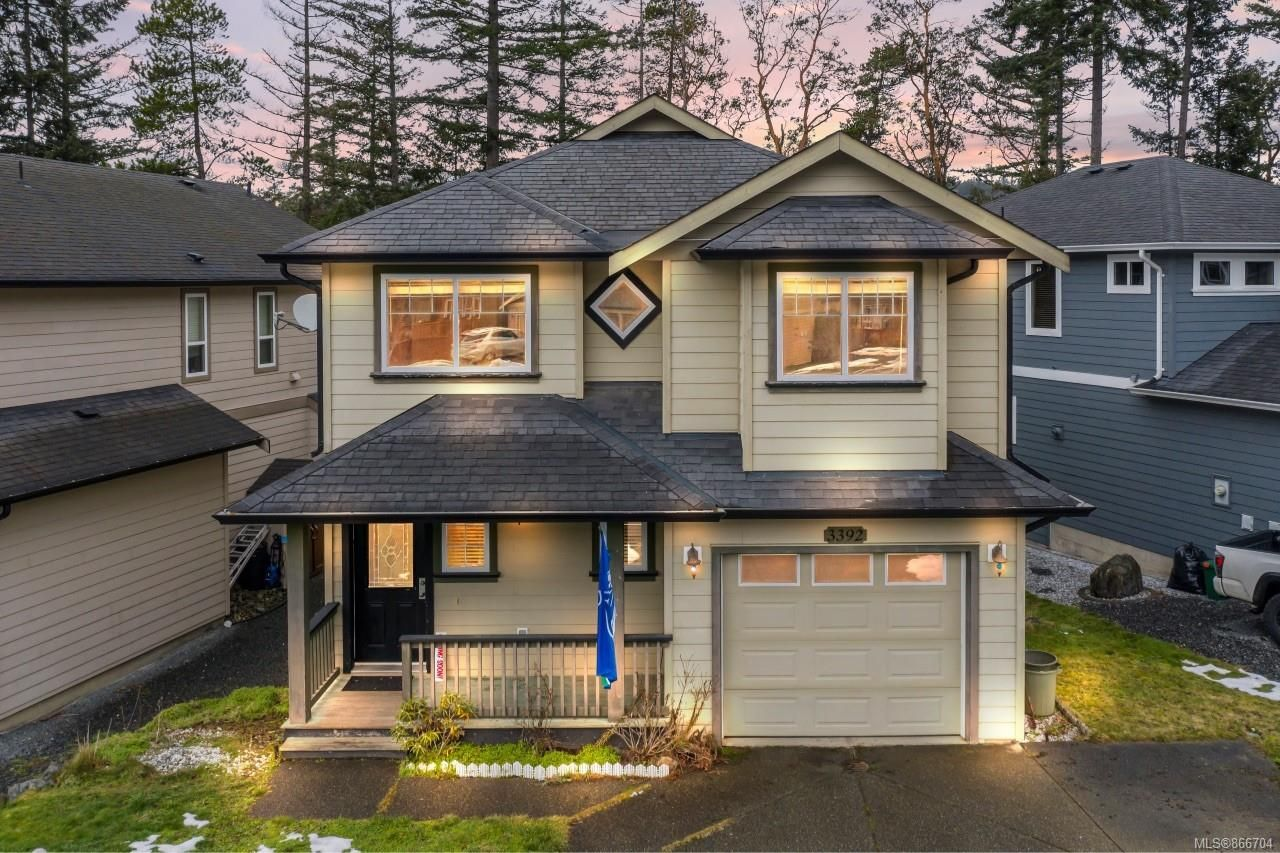 Main Photo: 3392 Turnstone Dr in : La Happy Valley House for sale (Langford)  : MLS®# 866704