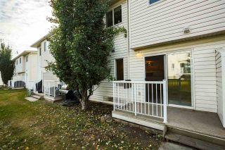 Photo 33: 44 451 HYNDMAN Crescent in Edmonton: Zone 35 Townhouse for sale : MLS®# E4230416