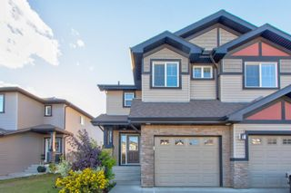 Photo 3: 3924 6 Street in Edmonton: Zone 30 House Half Duplex for sale : MLS®# E4264000