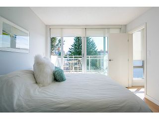 """Photo 7: 509 1635 W 3RD Avenue in Vancouver: False Creek Condo for sale in """"THE LUMEN"""" (Vancouver West)  : MLS®# V1026731"""